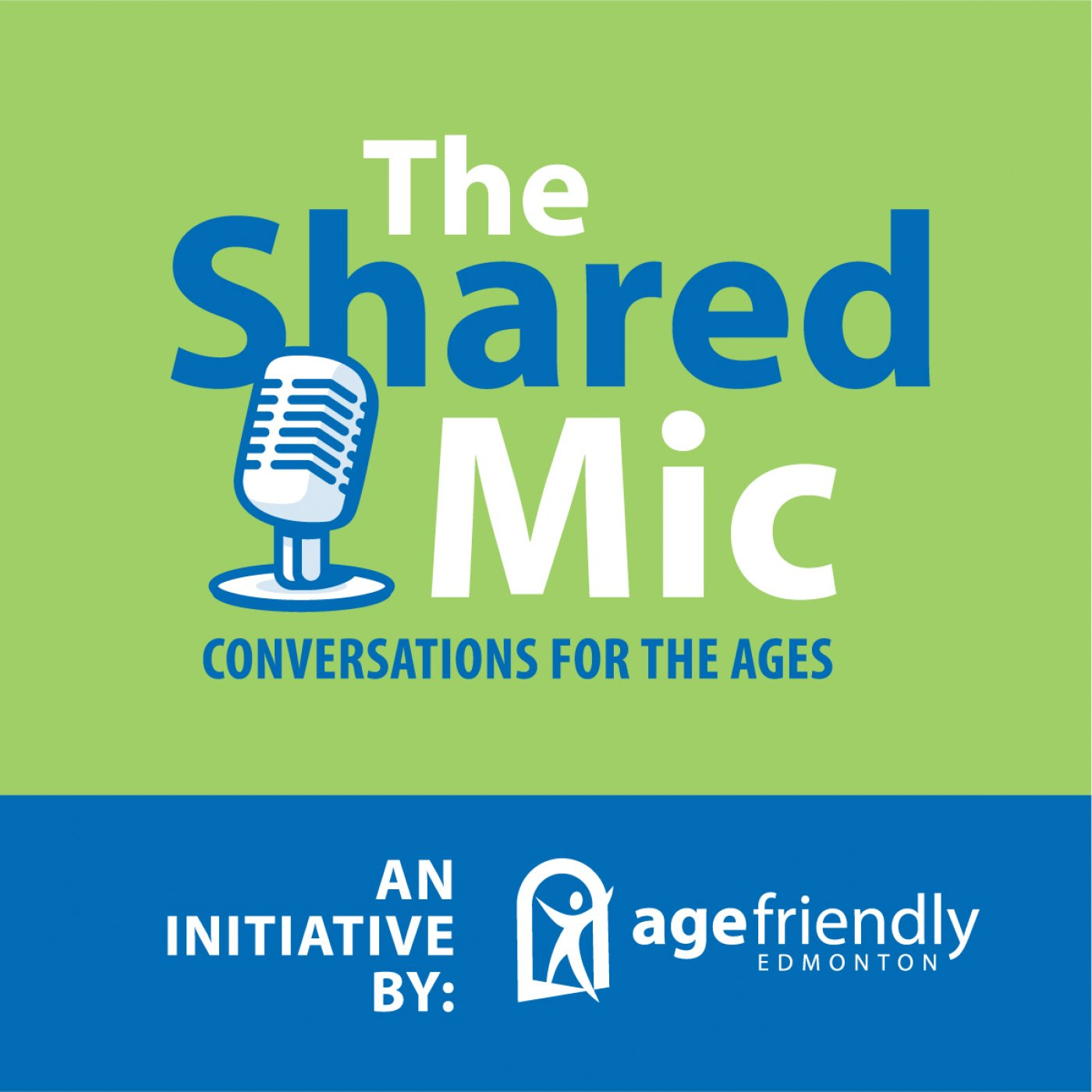 The Shared Mic: Conversations for the Ages